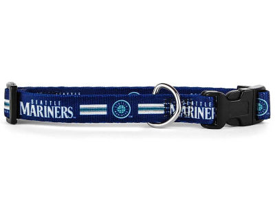 Seattle Mariners Medium Dog Collar