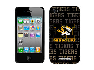 Missouri Tigers Iphone 4 Snap On
