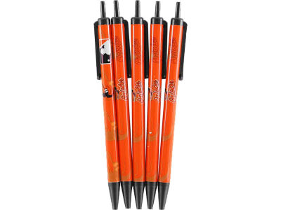 Baltimore Orioles 5-pack Click Pens