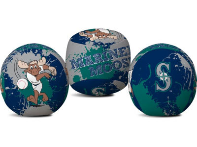 Seattle Mariners Softee Quick Toss Baseball 4inch