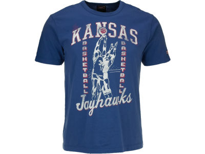 Kansas Jayhawks NCAA Tailgate Basketball T-Shirt