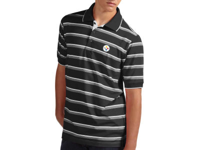 Pittsburgh Steelers NFL Men's Sideline Polo Shirt