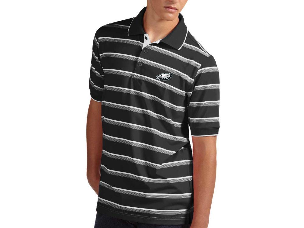 Philadelphia Eagles NFL Men s Sideline Polo Shirt  11dfce5de