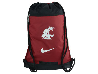 Washington State Cougars Nike Training Gym Sack