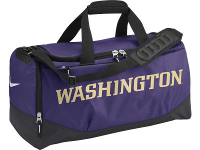 Washington Huskies Nike Training Duffel