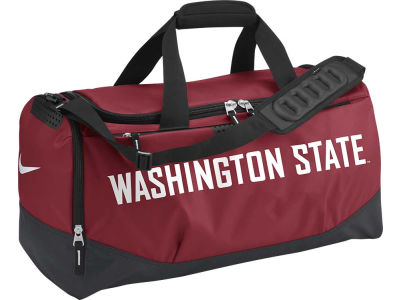 Washington State Cougars Nike Training Duffel