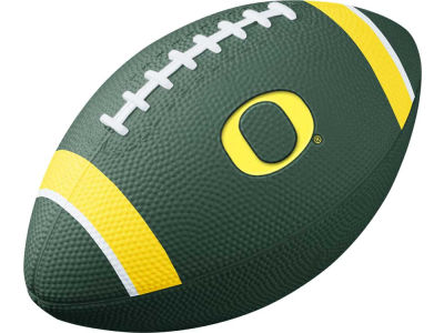 Oregon Ducks Nike NCAA Mini Rubber Football