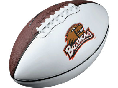 Oregon State Beavers Nike NCAA Autograph Football