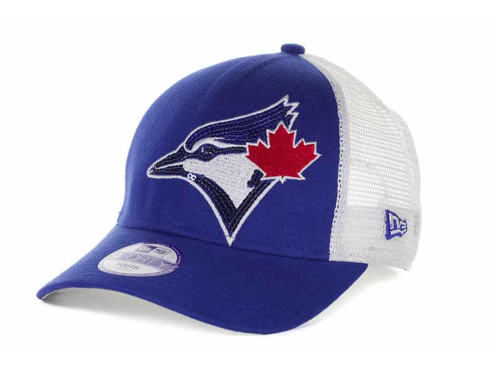 0d872916847 Toronto Blue Jays New Era MLB Jr Sequin Shimmer 9FORTY Cap