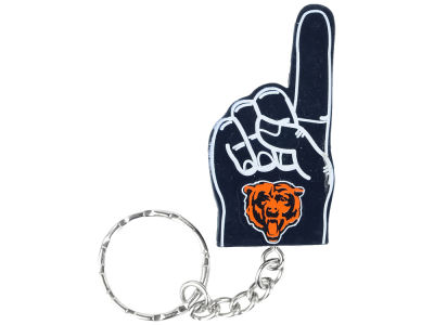 Chicago Bears #1 Finger Keychain