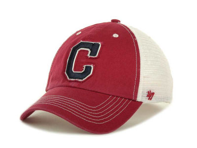 Cleveland Indians '47 MLB Blue Mountain Franchise Cap