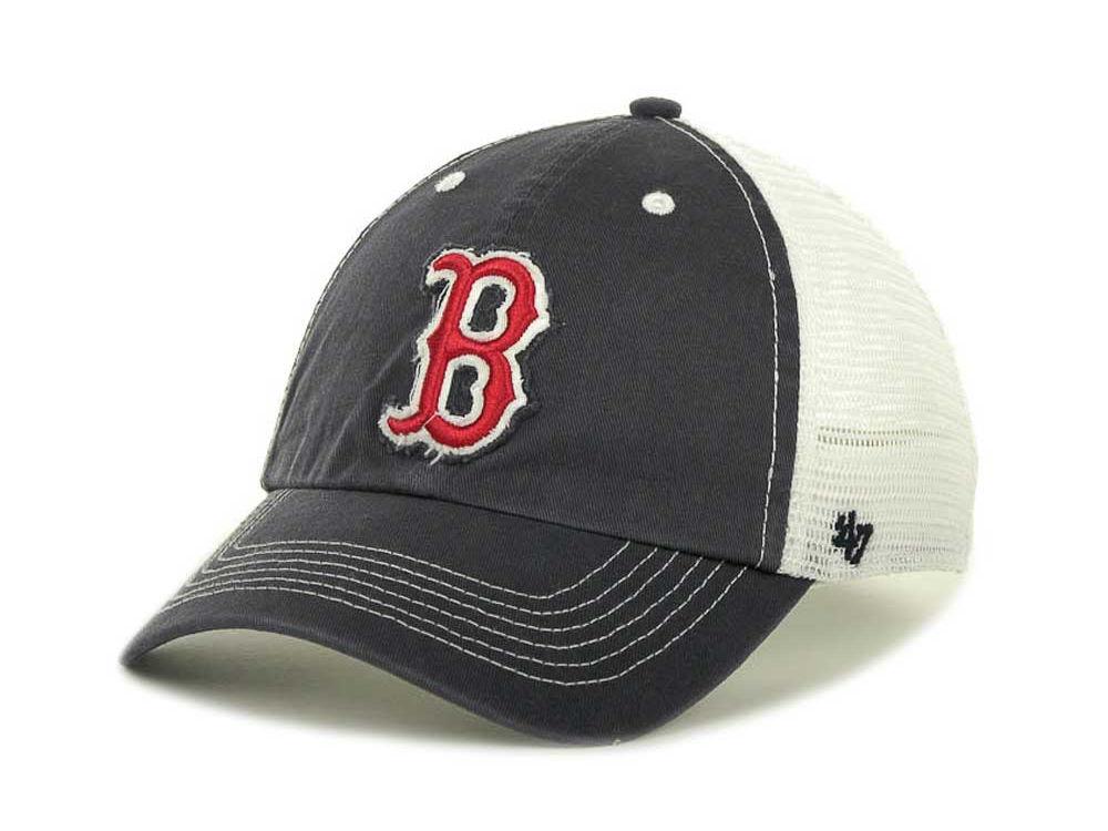 a25f039cee07f ... italy boston red sox 47 mlb blue mountain franchise cap 8b53f b1218