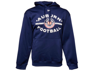 Auburn Tigers 2012 Military Appreciation Hoodie