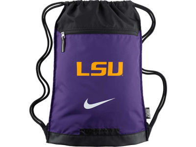 LSU Tigers Nike Training Gym Sack