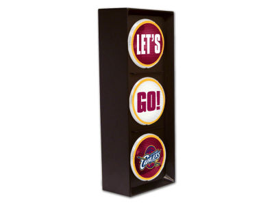 Cleveland Cavaliers Memory Company Flashing Lets Go Light