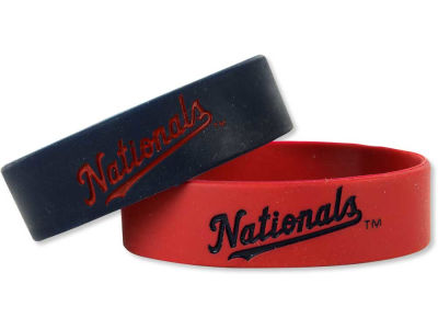 Washington Nationals 2-pack Phat Bandz
