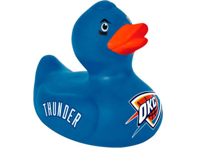 Oklahoma City Thunder MLB Vinyl Duck