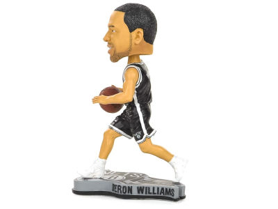 Brooklyn Nets Deron Williams Pennant Base Bobble