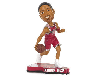 Chicago Bulls Derrick Rose Pennant Base Bobble