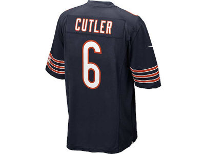 Chicago Bears Jay Cutler Nike NFL Youth Game Jersey