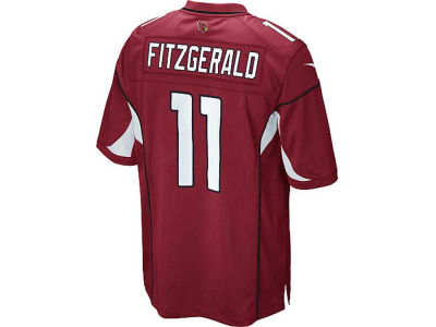 Arizona Cardinals Larry Fitzgerald Nike NFL Youth Game Jersey