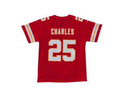 Kansas City Chiefs Jamaal Charles Nike NFL Youth Game Jersey
