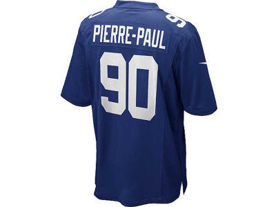 New York Giants Jason Pierre-Paul Nike NFL Youth Game Jersey
