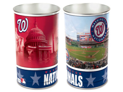 Washington Nationals Trashcan