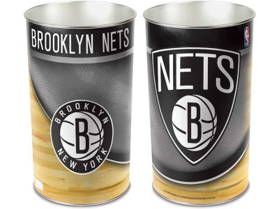 Brooklyn Nets Trashcan