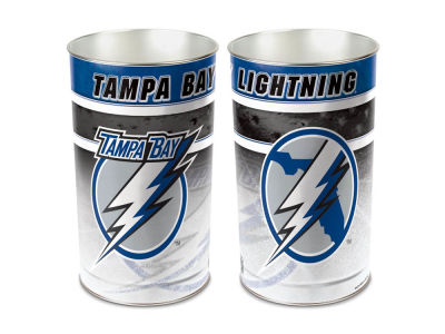 Tampa Bay Lightning Trashcan