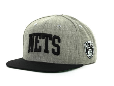 Brooklyn Nets Mitchell and Ness NBA Snap 2012