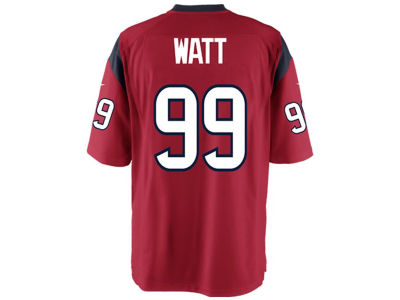Houston Texans J.J. Watt Nike NFL Men's Game Jersey
