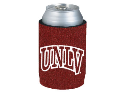 UNLV Runnin Rebels Glitter Can Coozie