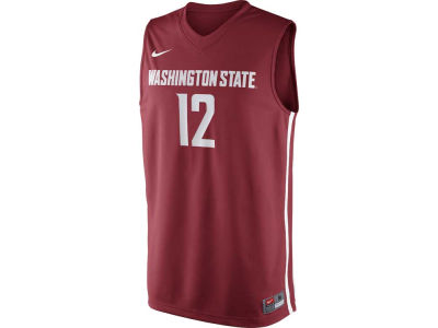 Washington State Cougars #21 Nike NCAA Replica Basketball Jersey