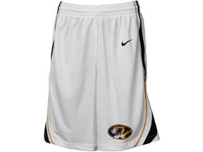 Missouri Tigers Nike NCAA Team Replica Basketball Short