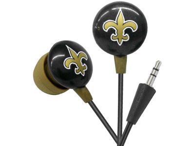 New Orleans Saints iHip Earbuds