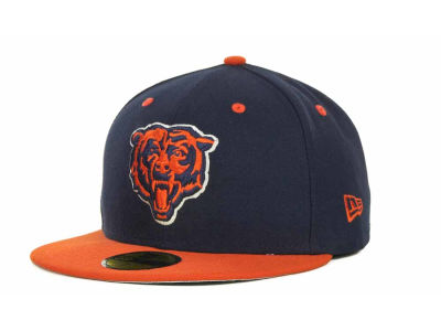 Chicago Bears New Era NFL 2 Tone 59FIFTY Cap