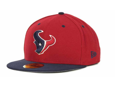 Houston Texans New Era NFL 2 Tone 59FIFTY Cap