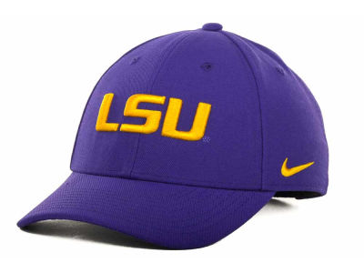 LSU Tigers Nike NCAA Dri Fit Wool Classic Cap