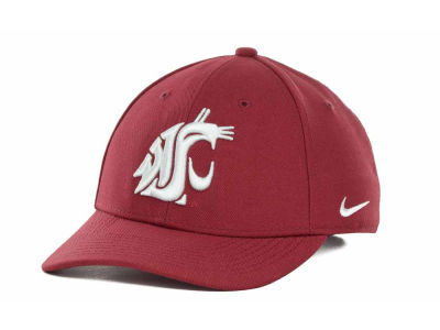 Washington State Cougars Nike NCAA Dri Fit Wool Classic Cap