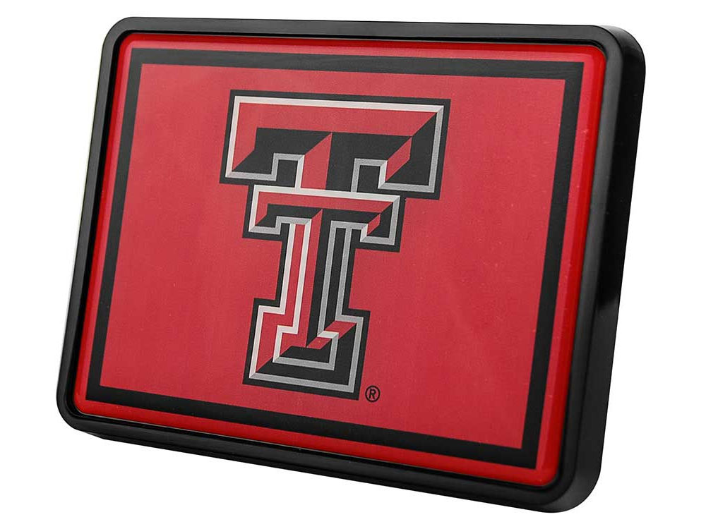 Texas Tech Red Raiders Universal Domed Hitchcap Lids