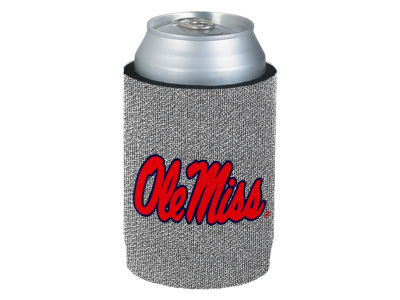 Ole Miss Rebels Glitter Can Coozie