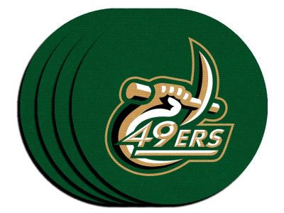 Charlotte 49ers 4-pack Neoprene Coaster Set