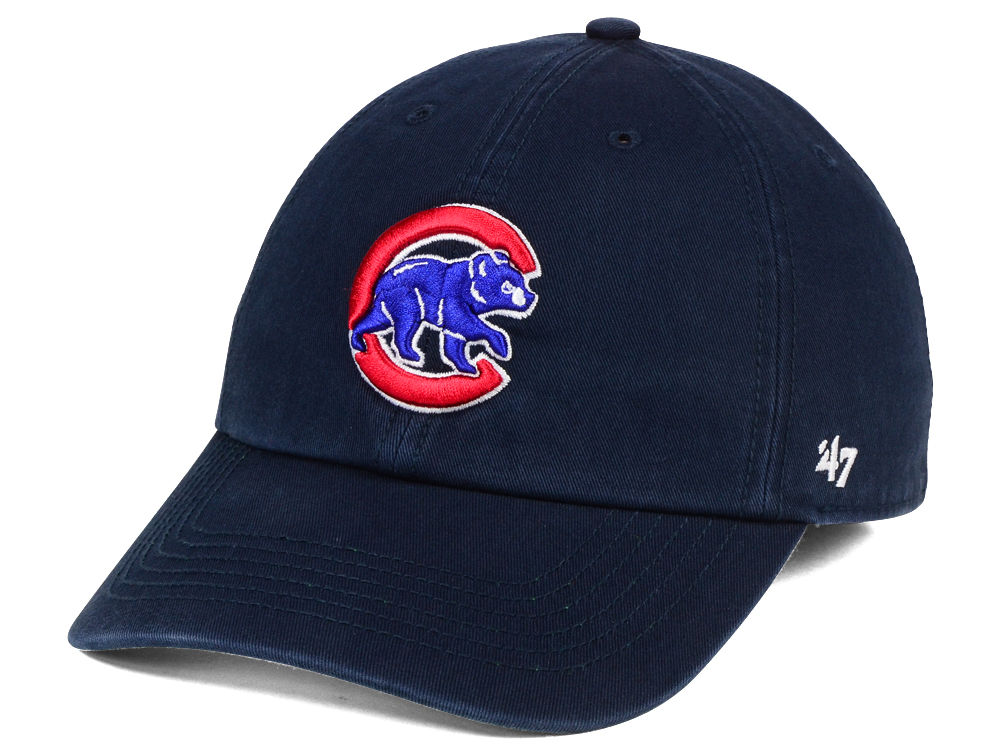 Chicago Cubs  47 MLB  47 FRANCHISE Cap  e56480d4f11