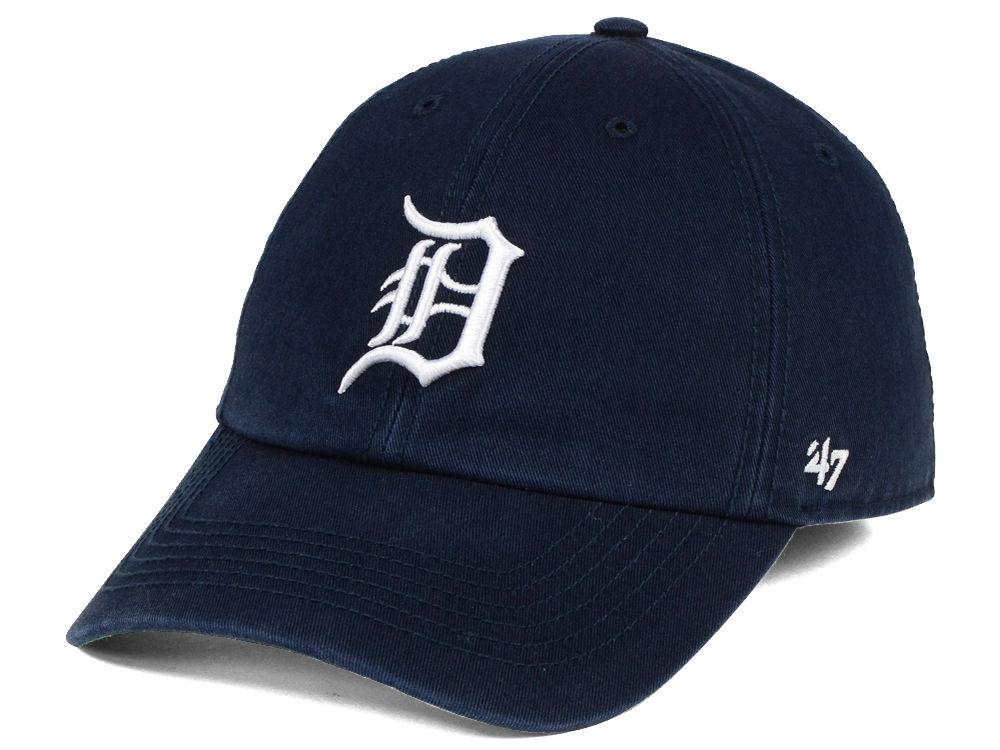 Detroit Tigers  47 MLB  47 FRANCHISE Cap  99e2de01d957