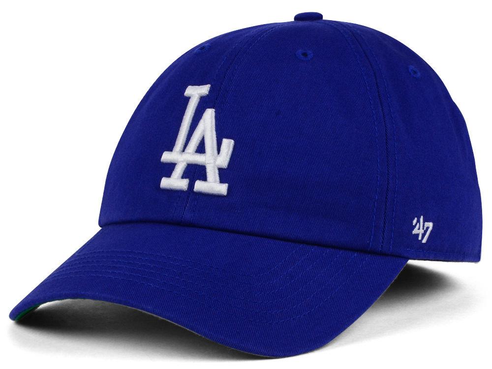 Los Angeles Dodgers  47 MLB  47 FRANCHISE Cap  4e5e37b86ac0