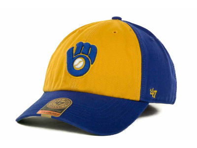 Milwaukee Brewers '47 MLB '47 FRANCHISE Cap