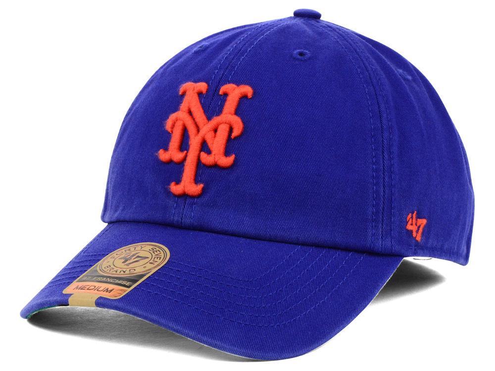 3fde4445e2d New York Mets  47 MLB  47 FRANCHISE Cap