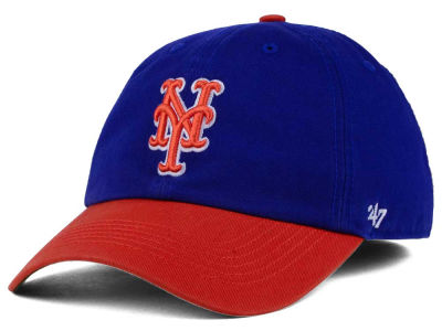 New York Mets '47 MLB '47 FRANCHISE Cap