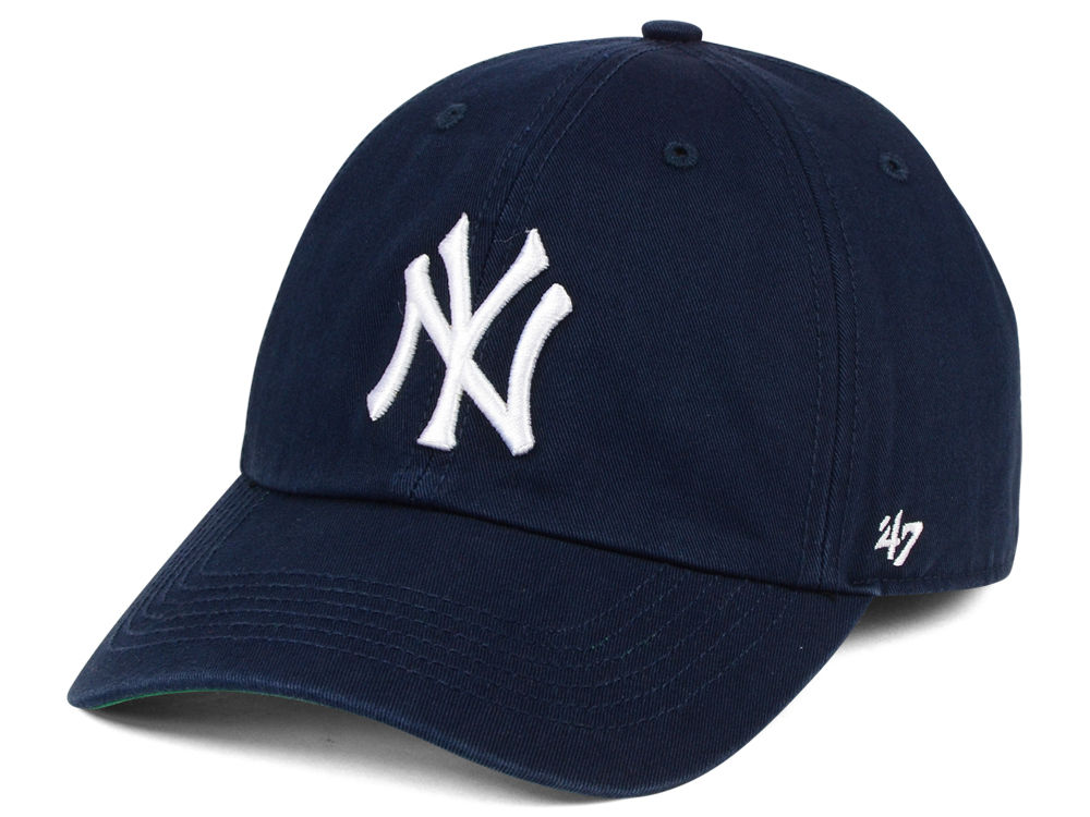 New York Yankees  47 MLB  47 FRANCHISE Cap  d87665d18ea9